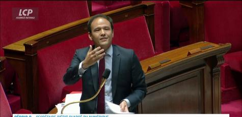 L'Assemblée nationale donne son feu vert à l'application StopCovid