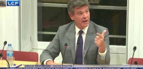 Affaire Alstom : Montebourg dégaine à tout-va et cible Macron | LCP